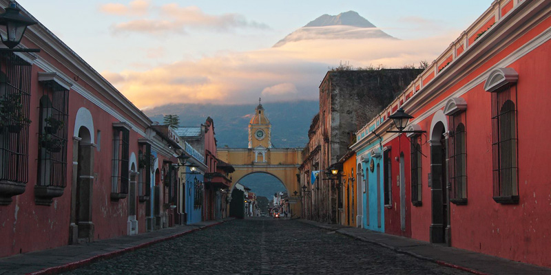 calcomania de visitante frecuente antigua guatemala