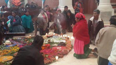 ceremonia maya tacana