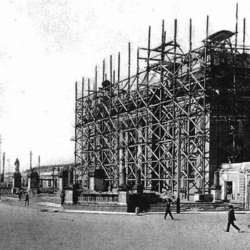 construccion catedral