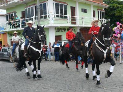 desfile hipico estanzuela