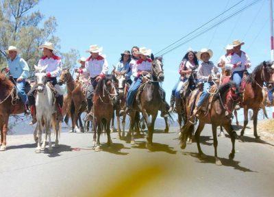 desfile hipico pachalum