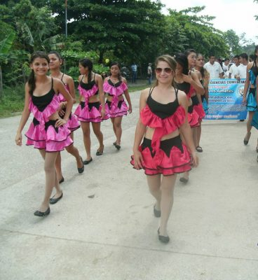 desfile de los amates izabal
