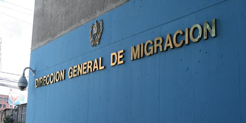 dirección general de migracion