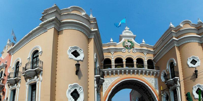 edificio de correos y telégrafos de guatemala