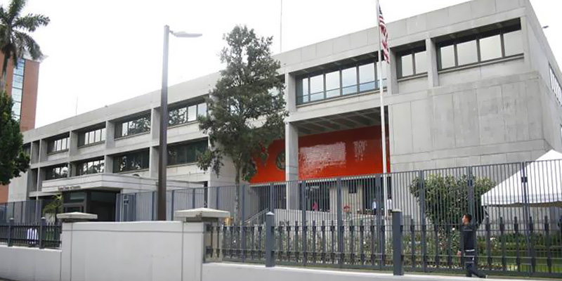 U.S. Embassy in Colombia