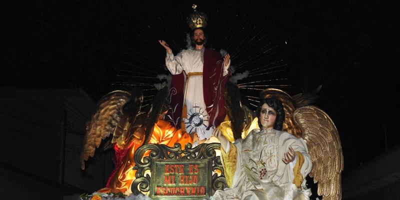fiesta patronal de nueva santa-rosa