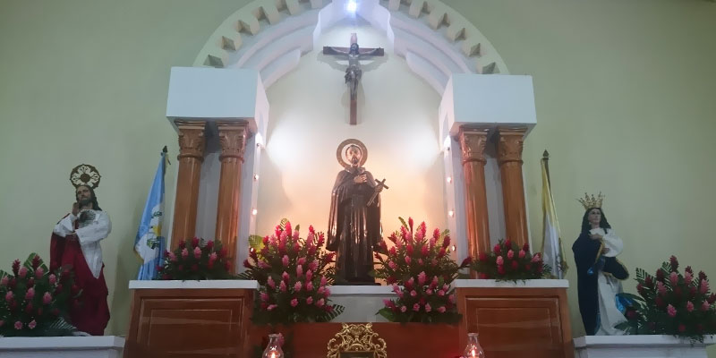 fiesta patronal de san francisco zapotitlan