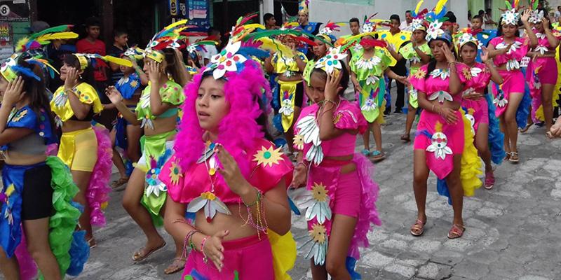 fiesta patronal de san pablo jocopilas