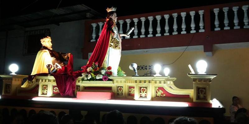 fiesta patronal de santa barbara