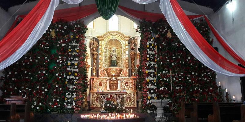 fiesta patronal de santa lucia milpas altas