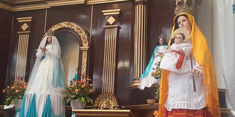 Fiesta patronal de Tacaná, San Marcos