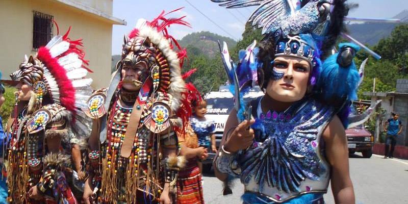 Fiesta patronal de Uspantán, Quiché