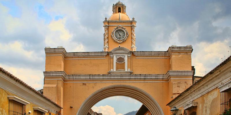 historia del arco de santa catalina