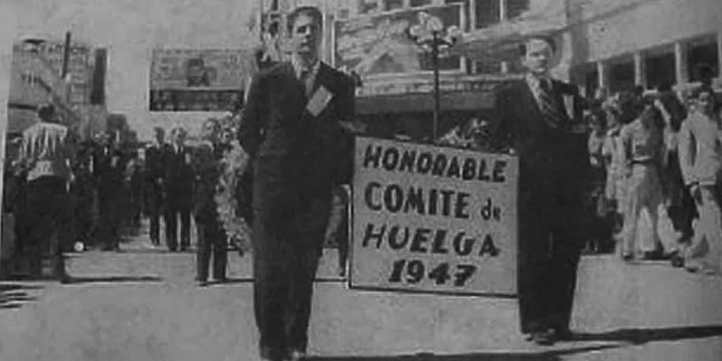 La Huelga de Dolores en Guatemala