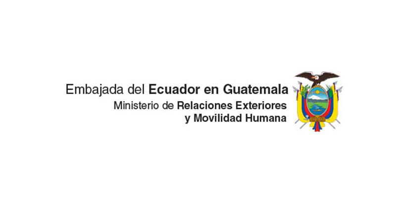horarios de la embajada de ecuador en guatemala