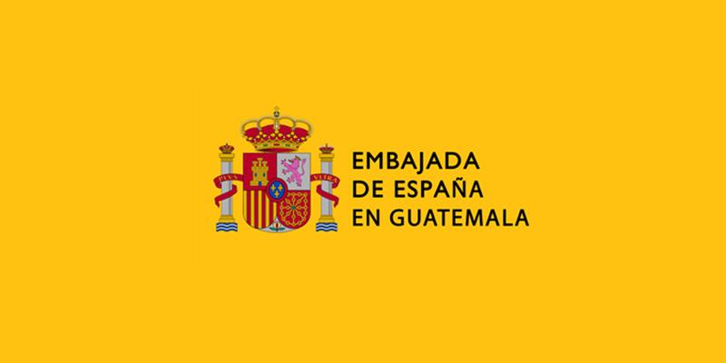 horarios de la embajada de españa en guatemala