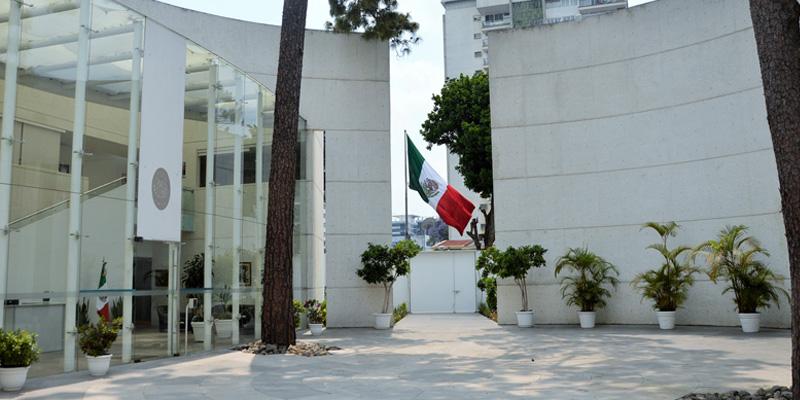 horarios de la embajada de méxico en guatemala