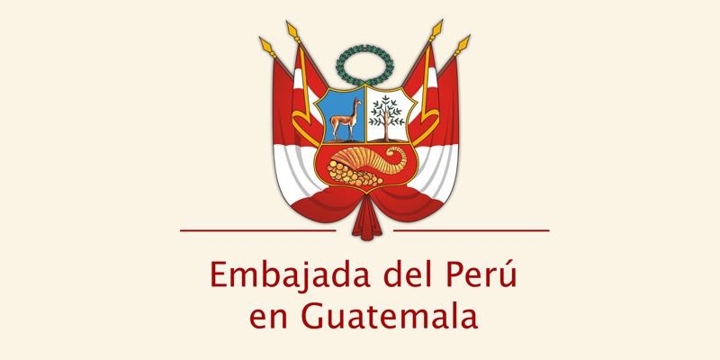 horarios de la embajada de perú en guatemala