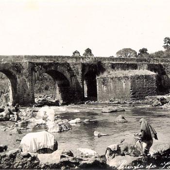 leyenda puente esclavos