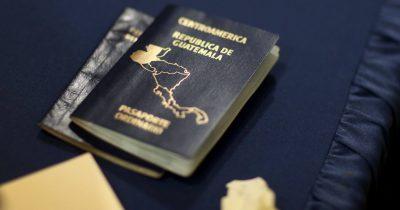 pasaporte en guatemala