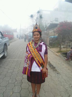 princesa indigena de chiché