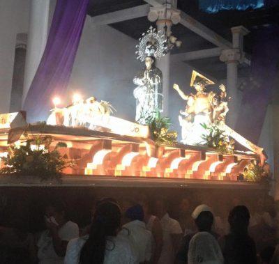 procesión de samayac