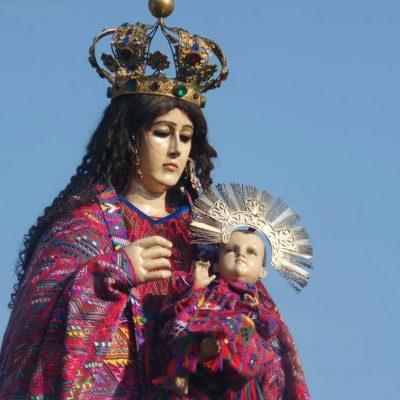 procesión de santa maría de jesús sacatepéquez