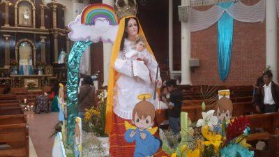 procesión de tacana