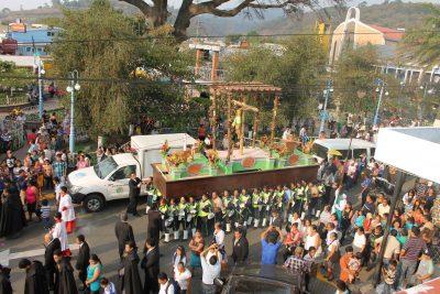 procesión de villa canales