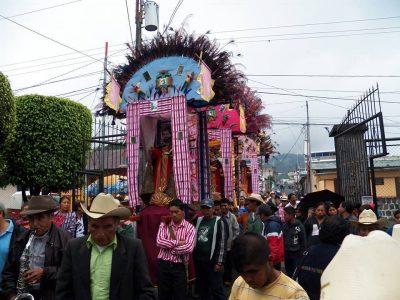 procesión en san lucas toliman