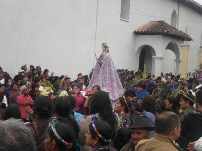 procesion jacaltenango