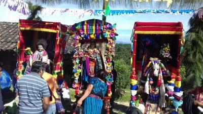 procesiones de momostenango
