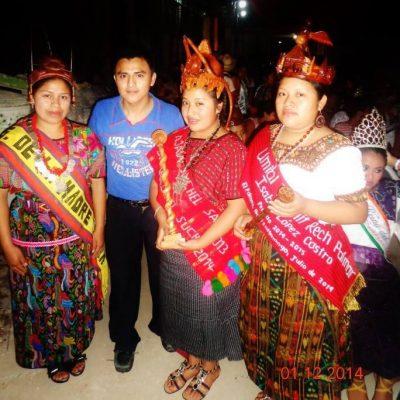 reina indigena de samayac
