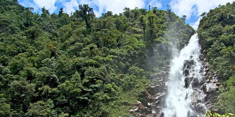 Cómo llegar a Baja Verapaz desde la Ciudad de Guatemala