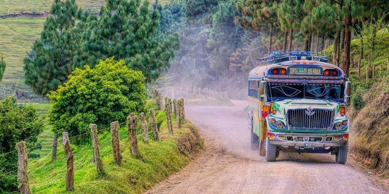 Cómo llegar a Jalapa desde la Ciudad de Guatemala