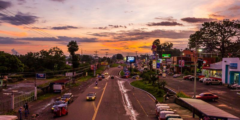 Cómo llegar a Suchitepéquez desde la Ciudad de Guatemala