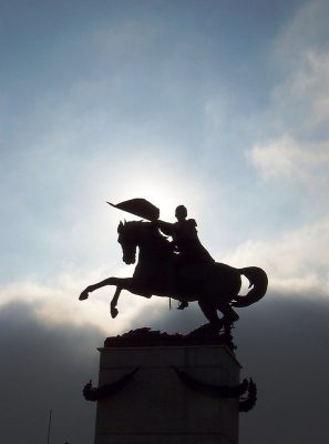 Biografía de Monumento a Justo Rufino Barrios en Guatemala