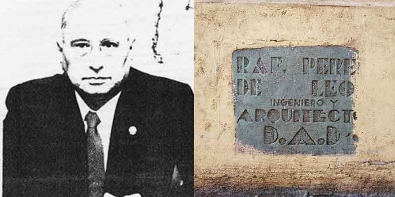 Biografia del guatemalteco Rafale Pérez de León