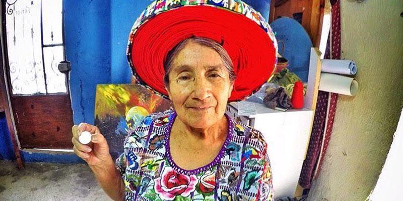Concepción Ramírez Mendoza, rostro de la moneda de 25 centavos de Guatemala