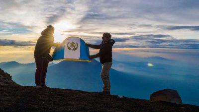 Cuáles son las Banderas de Guatemala