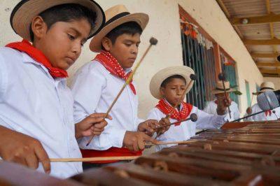 Cuándo se celebra el día de la Marimba en Guatemala