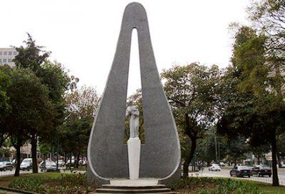 Dónde está ubicado el monumento a la Madre en Guatemala