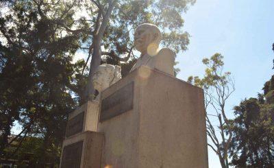 Dónde esta ubicado el Monumento de los Creadores del Himno de Guatemala