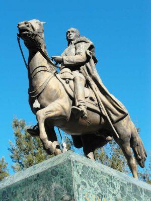 Dónde se encuentra el Monumento a Simón Bolívar en Guatemala