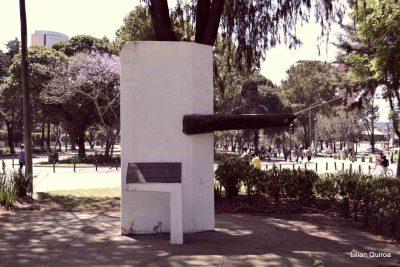 Dónde se ubica el busto de Dolores Bedoya de Molina en Guatemala
