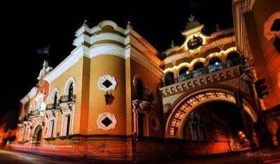 Edificio de Correos en Guatemala