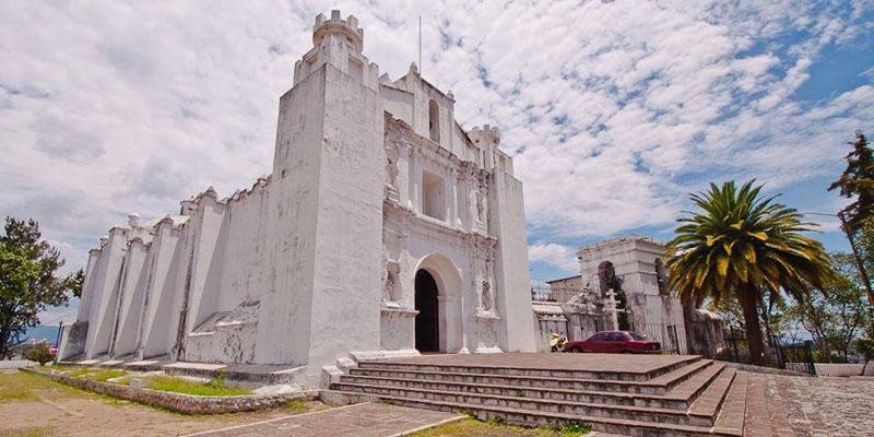 Ermita del Carmen en la Ciudad de Guatemala