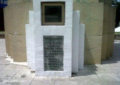 Historia del monumento a los Próceres de la Independencia en Guatemala