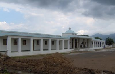 Hospital del municipio de Jalpatagua departamento de Jutiapa