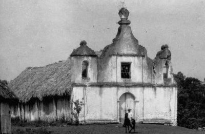 Igleisa Católica del Municipio de Dolores, Petén